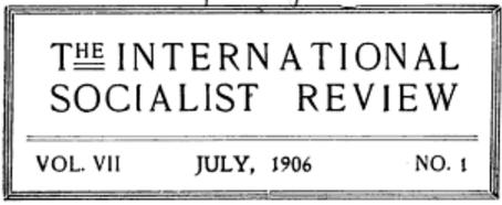 ISR July 1906