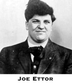 Joe Ettor (1885-1948)