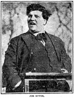 Joe Ettor Speaks in Boston for Joe Hill, Globe, Nov 8, 1915, no text, smaller