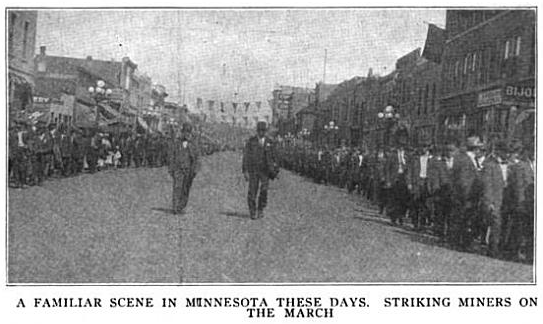 March, Mesabi, Marcy, ISR Aug 1916