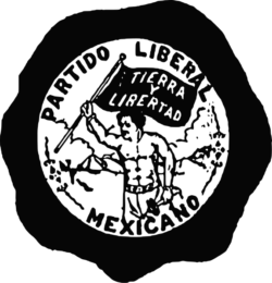 Partido Liberal Mexicano, button, Regeneracion, Dec 2, 1911