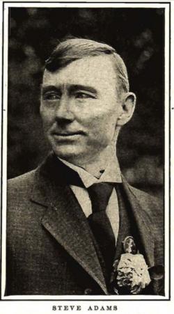 Steve Adams, Haywood-Moyer-Pettibone Case of 1906-07, Darrow Collection