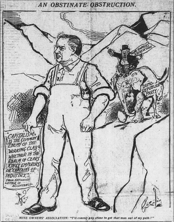Haywood for CO Governor, AtR, Aug 25, 1906