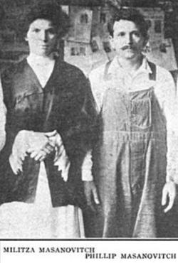 Masonovitch, Militza & Phillip, ISR, Nov 1916