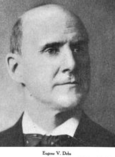 Eugene Debs, ISR, Sept 1916