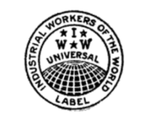 IWW Label, 2nd Conv, Sept 17-Oct 3, 1906