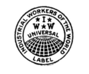 IWW Label, 2nd Conv, Sept 17-Oct 3, 1906