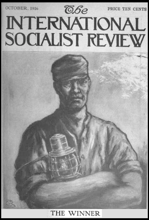 RR Worker, The Winner, ISR, Oct 1916