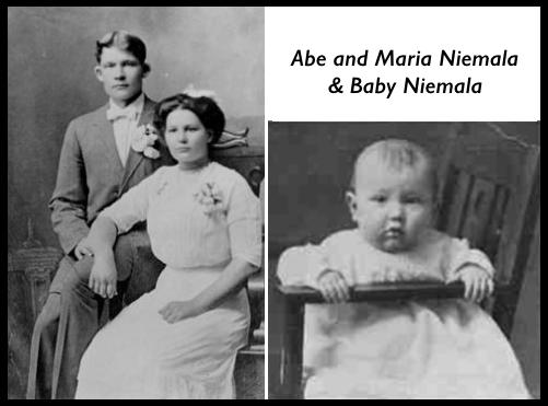 Italian Hall Massacre, Niemala Family