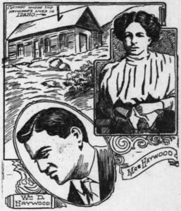 BBH, Nevada Jane, Leavenworth KS Tx, Jan 5, 1907