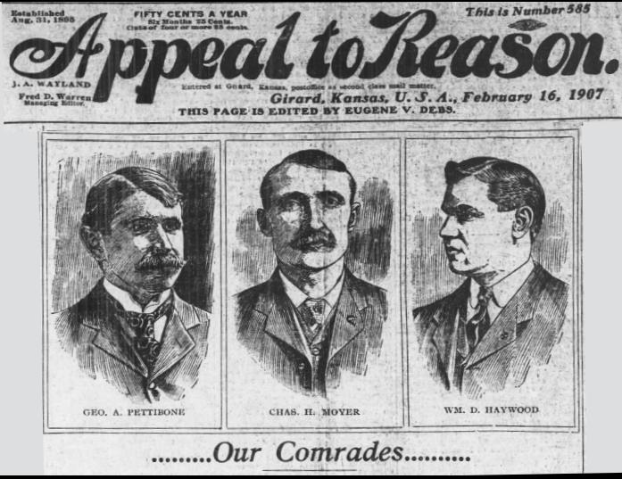 HMP, AtR Kidnap Anniversary Edition, Feb 16, 1907