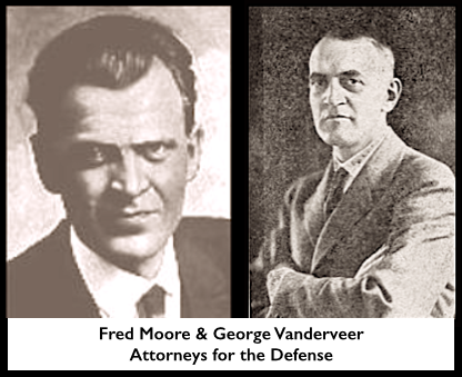 Moore & Vanderveer, Attorneys Everett Defense