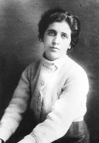 Elizabeth Gurley Flynn, smaller, Portrait