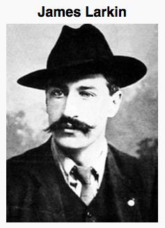 James Larkin, 1876-1947, Big Jim Larkin, Dublin Giant