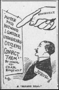 HMP, Undesirable Citizen, Walker 3, AtR, Apr 20, 1907