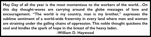 BBH Quote re May Day, AtR p2, Apr 27, 1907