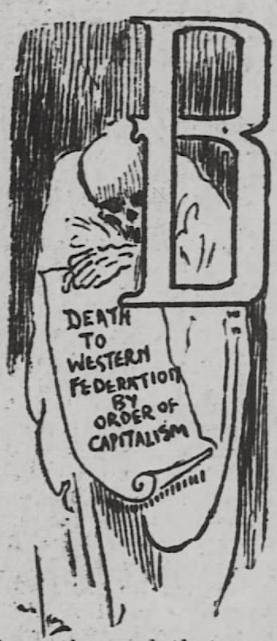 HMP, Death to WFM, Ryan Walker, AtR May 11, 1907