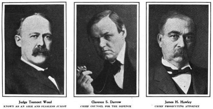 HMP, Wood, Darrow, Hawley, Harpers May 25, 1907