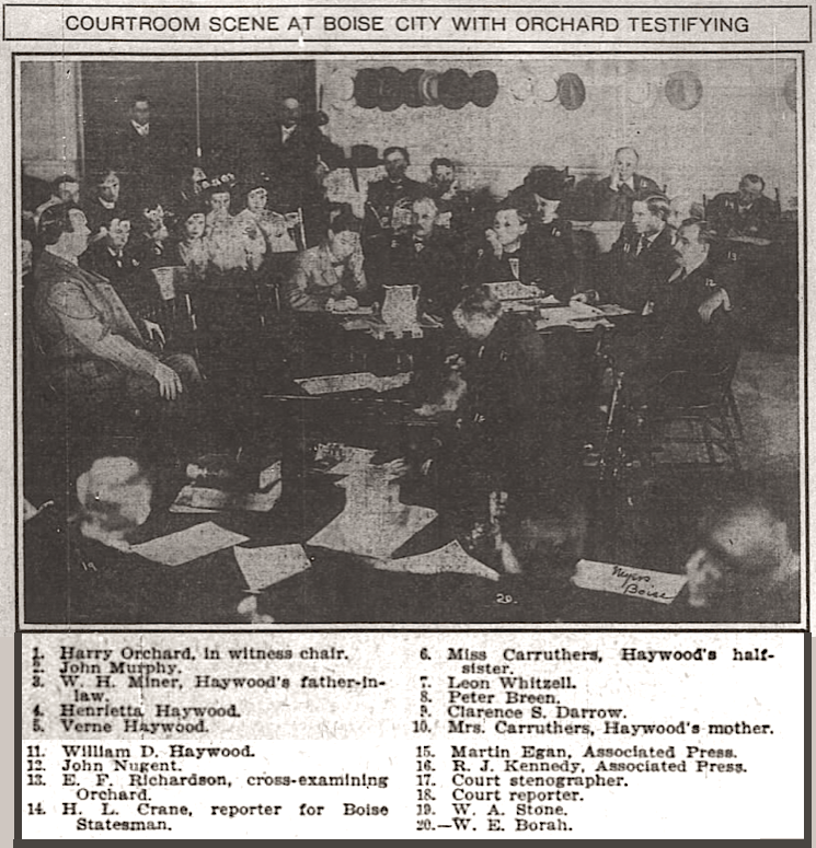HMP, Courtroom Scene, Ipls Ns, June 13, 1907