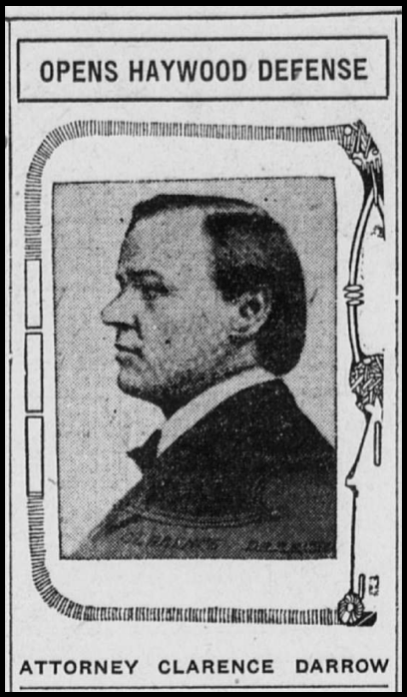 HMP, Darrow Opens June 24th, LA Herald, June 25, 1907