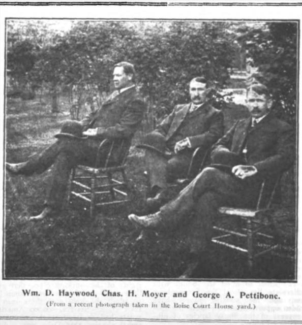 HMP, Hy, My, Pt Court Hse Lawn, Wilshires, June 1907