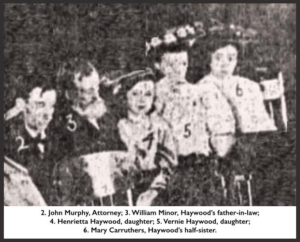 HMP, Murphy, Haywood Family, Binghamton Prs NY, June 21, 1907