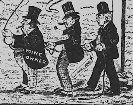 HMP, Undesirable Citizen, TR Cartoon, Wilshires June 1907, crpd 2