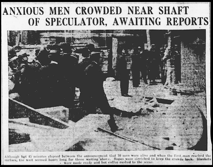 Speculator MnDs, Awaiting Reports, Btt Dly Pst, June 11, 1917