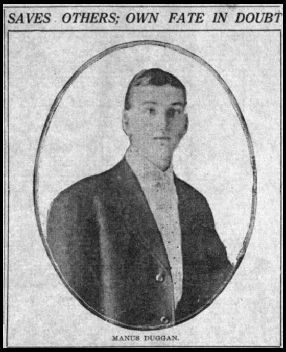 Speculator MnDs, Manus Duggan, Anaconda Standard, June 11, 1917