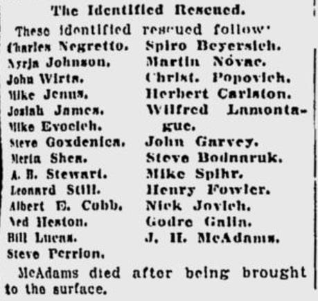 Speculator MnDs, Men save by Duggan, Spk-Rv, June 11, 1917