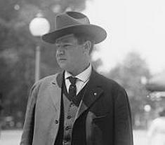 Big Bill Haywood, WDC, 1915, small