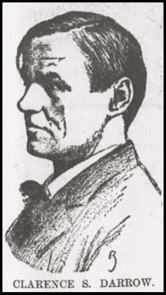 HMP, Clarence Darrow, CdA Prs, July 25, 1907