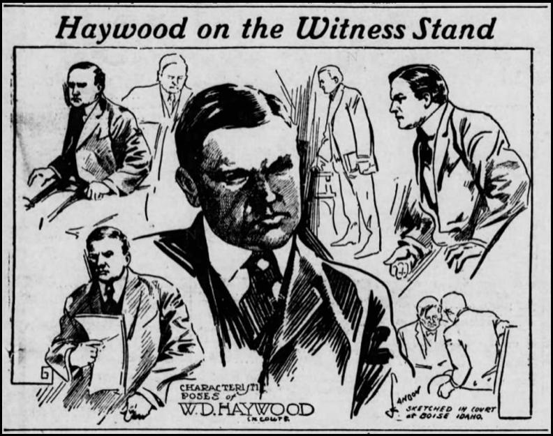 HMP, Hy on witness stand, Landon, Spk Prs, July 12, 1907