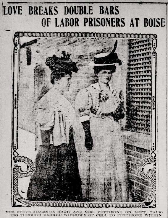 HMP, Love Thru the Bars, Ptt PA Prs, June 19, 1907