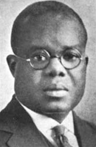 Hubert H Harrison (1883-1927)