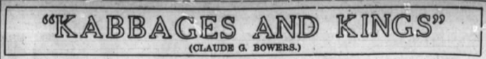 Mother Jones, KeK, CG Bowers, Ft Wy JrGz, June 24, 1917