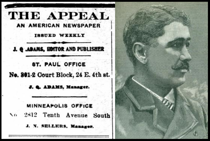 The Appeal of MN, July 7, 1917, JQ Adams editor, date uk