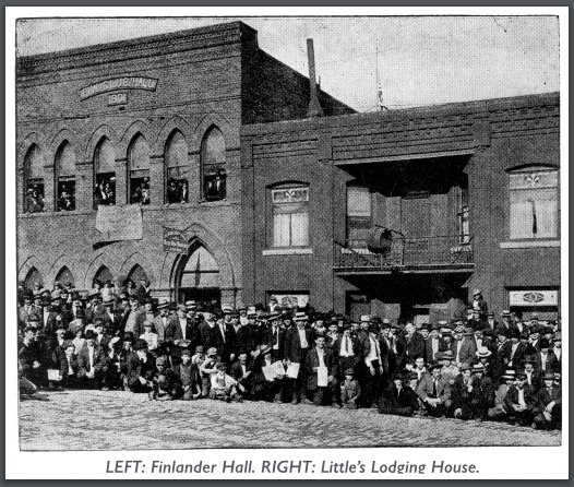 Frank Little, Union Hall and Lodging, Lbr Def, Aug 1926
