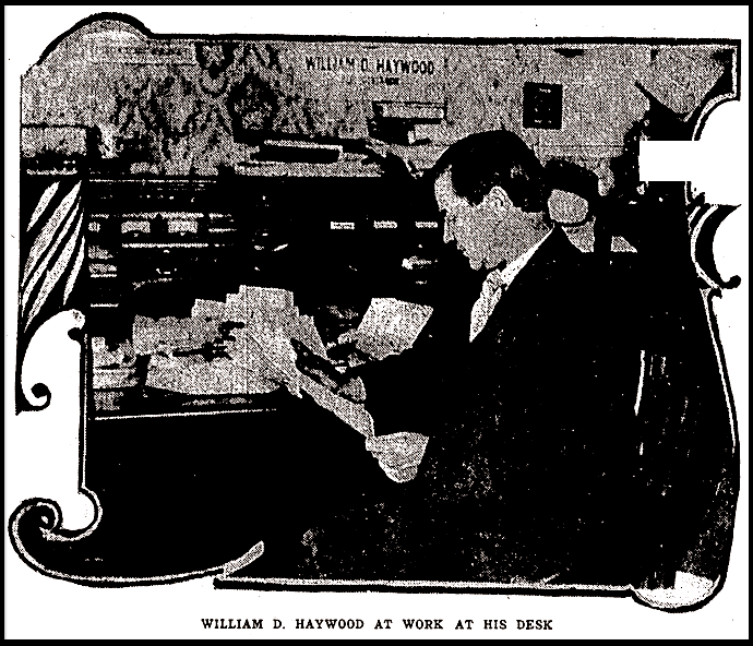 HMP, BBH back at desk, DP p2, August 5, 1907