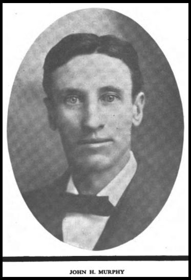 WFM, Attorney John H Murphy, Darrow Collection