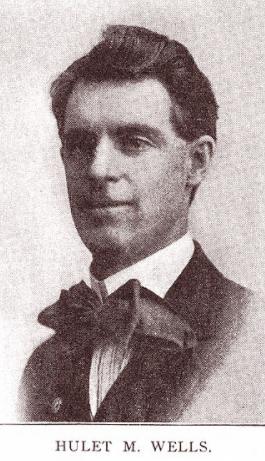 Hulet M Wells, wiki, ISR 1917