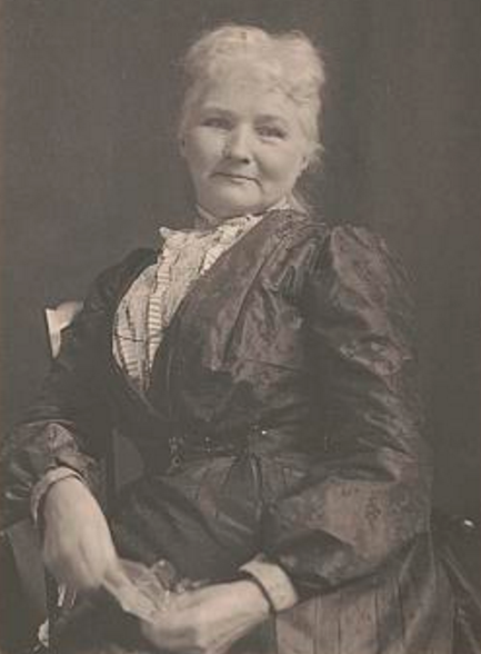 Mother Jones by Bertha Howell (Mrs Mailly), ab 1902