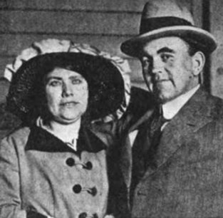 Tom and Rena Mooney, crpd, ISR, Dec 1916