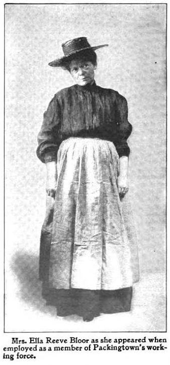 Ella Reeve Bloor ab 1906, from Physical Culture, June 1910