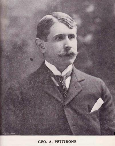 George A Pettibone, Darrow Collection