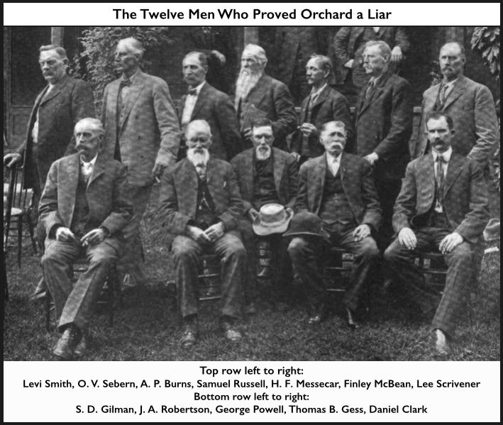 HMP, Haywood Jury, Colliers, June 22, 1907