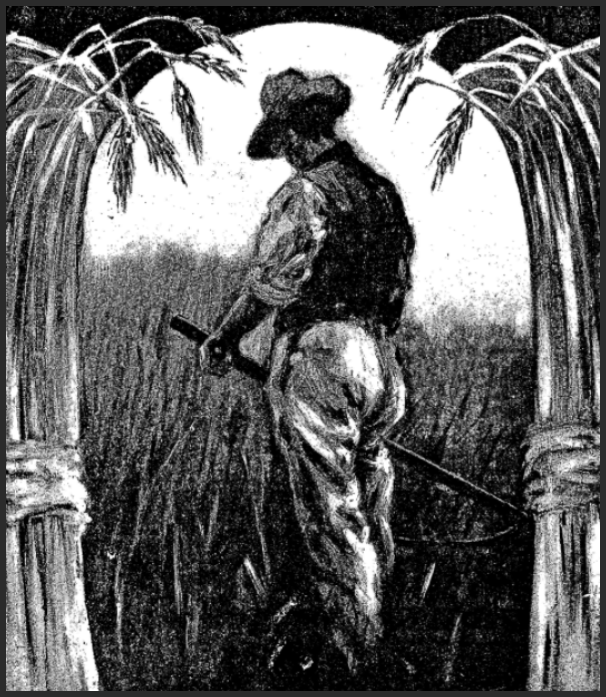 Harvest Worker, ISR Cover, Oct 1917
