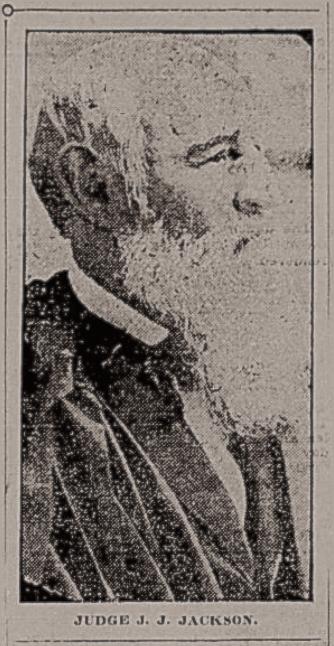 Judge JJ Jackson obit, Tx Richmond VA p2, Sept 3, 1907