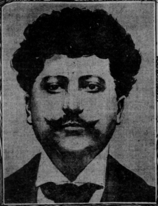 Mexican Revolution, Ricardo Flores Magon, SF Call p21, Sept 29, 1907
