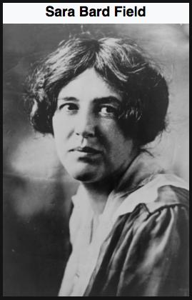 Sara Bard Field ab 1915, wiki